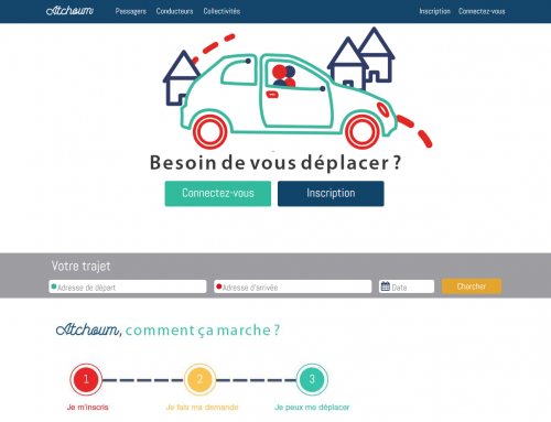Atchoum – Une solution de covoiturage solidaire rural